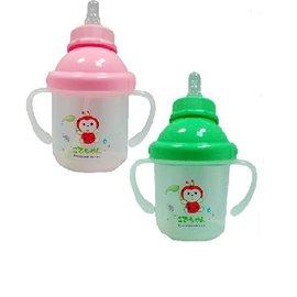 『121婦嬰用品館』大眼蛙 KOODE綜合多功能練習杯 280ml 0