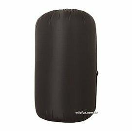 【【蘋果戶外】】野放 Wildfun 加大舒適信封型睡袋【加大信封/700g/10°C/深灰】CE002 MIT 100%台灣製造 中空纖維 人造纖維 旅遊 露營