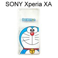 小叮噹週邊商品推薦哆啦A夢空壓氣墊軟殼 [大臉] SONY Xperia XA F3115 (5吋)小叮噹【正版授權】