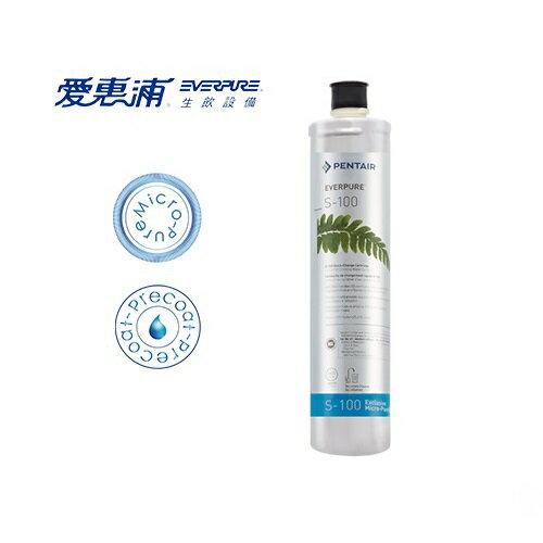 【淨水生活】《愛惠浦Everpure》【公司貨】S-100 / S100 家用標準型濾心