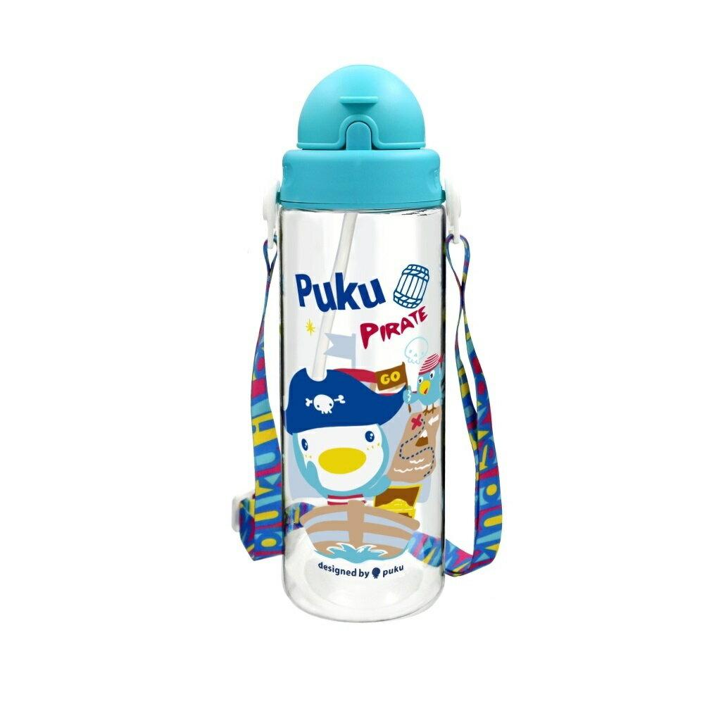 PUKU藍色企鵝 - Tritan滑蓋水壺 500ml 5