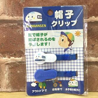 【真愛日本】17052500009 彈性防風吹夾-新幹線 三麗鷗家族 ShinKanSen 藍色新幹線 濕紙巾蓋 嬰兒用品