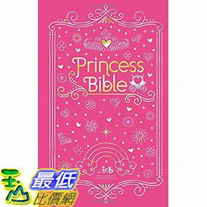 106美國直購  2017美國暢銷兒童書 ICB Princess Bible with