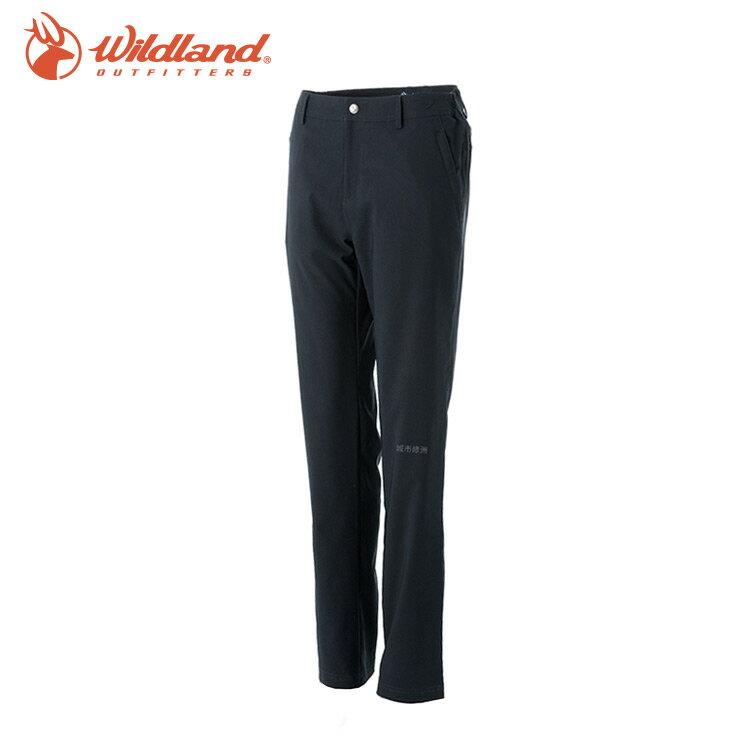 WildLand荒野 0A51303女日本紗彈性抗UV長褲 (M~XL) / 城市綠洲 (抗紫外線、戶外機能)