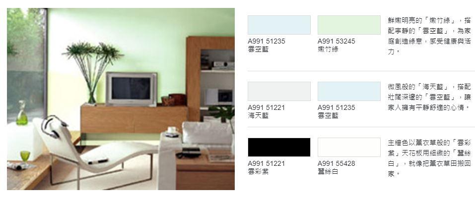 【漆太郎】Dulux得利991竹炭健康居抗甲醛乳膠漆 平光 1G(加侖)  /  5G(加侖) 618購物節 9