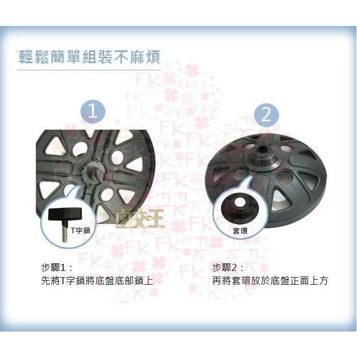 【超商】10吋 涼風扇 AB-1011 180度旋轉 電扇 電風扇 立扇 涼風扇 台灣製 3