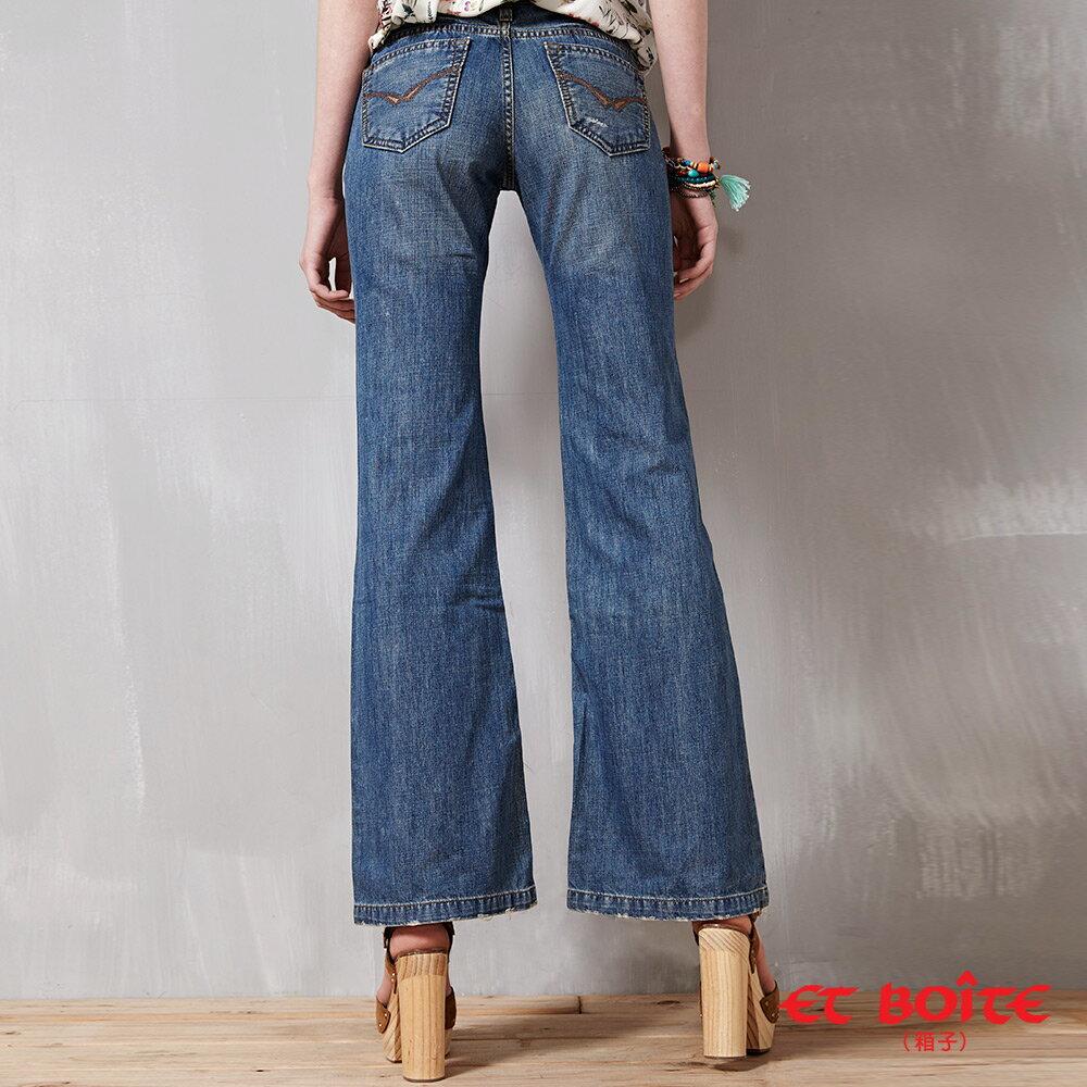 【均一價990】時尚都會寬褲 - BLUE WAY  ET BOiTE 箱子 2