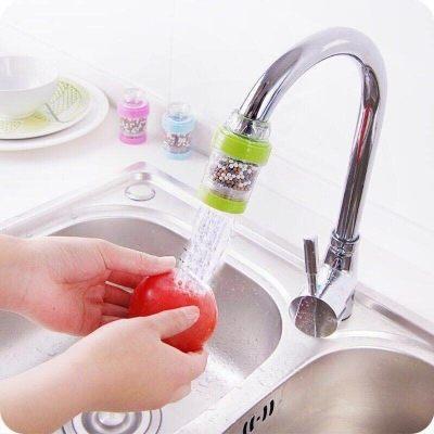 PS Mall 新款麥飯石水龍頭篩檢程式自來水篩檢程式【J009】 3