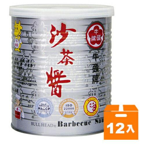 牛頭牌 沙茶醬 737g (12入)/箱