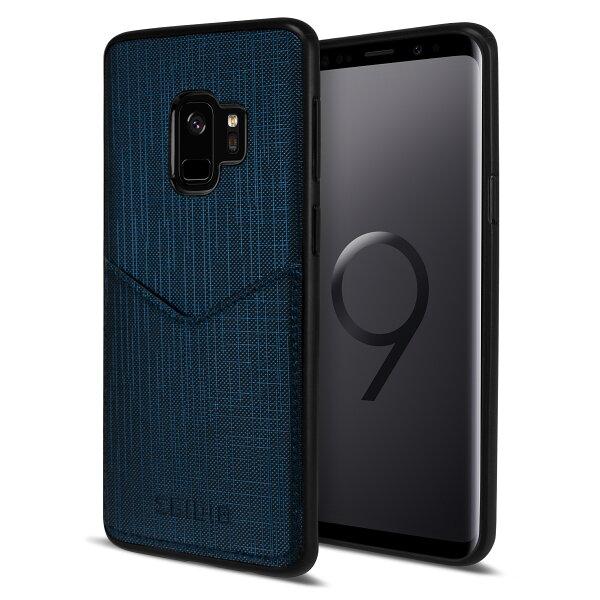 極簡皮革手機保護殼forSamsungS9-EXECUTIVE™