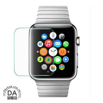 《3C任選三件9折》Apple watch 38mm 手錶 鋼化膜 玻璃 保護膜 保護貼(80-2033)