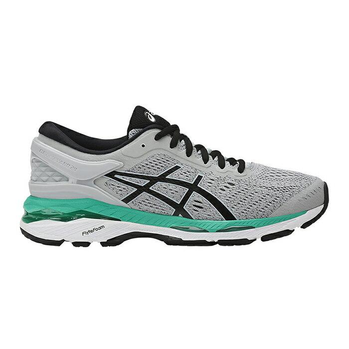 ASICS【下殺出清】KAYANO 24 B楦女 慢跑鞋 T799N-9690 不送贈品