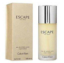 香水1986☆Calvin Klein CK Escape 逃離男性淡香水 5ML 香水分裝瓶