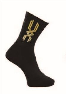 【登瑞體育】MIZUNO男款厚底運動襪_32TX800845