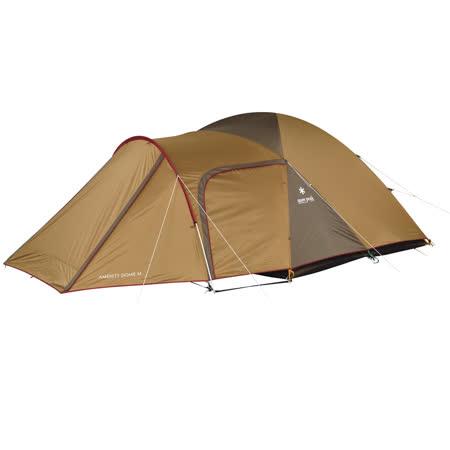 ~登山樂~ Snow Peak Amenity Dome 五人Dome 5 人 帳篷組 #