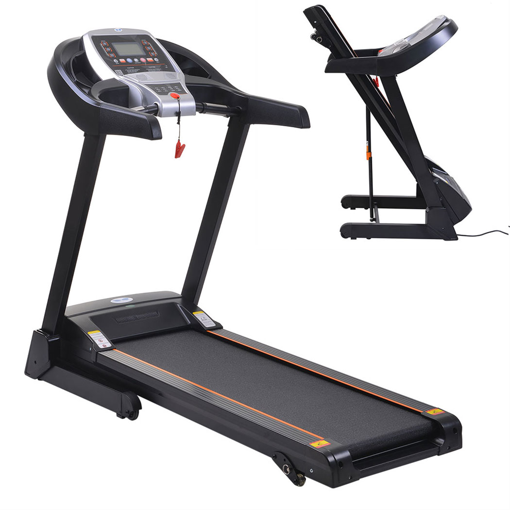 2.25hp Treadmill Indoor Commercial Health Fitness Training Equipment 2