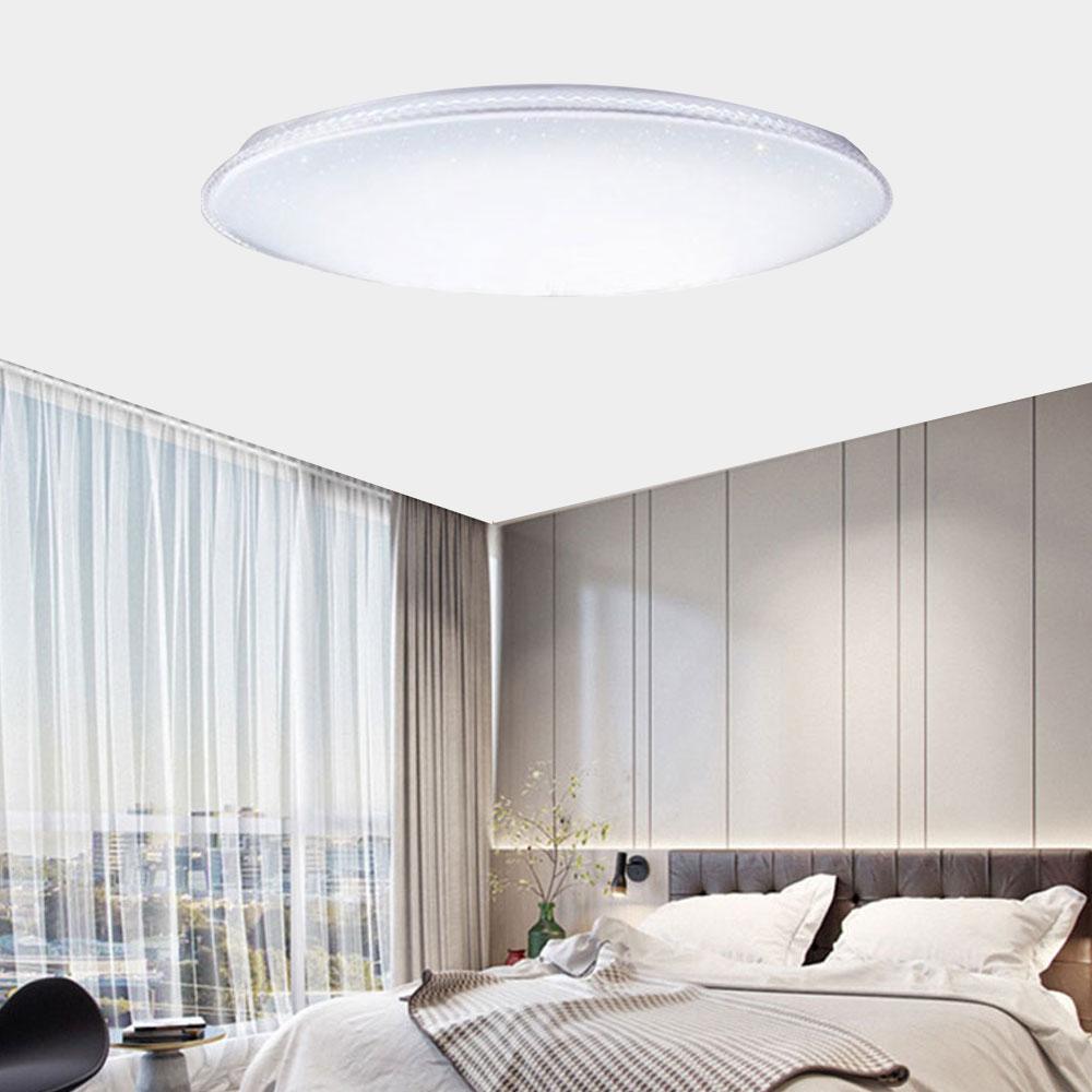 Toshiba東芝 / 免運 美肌系列 星光 77W 連續調光調色 LED遙控吸頂燈 高演色RGB吸頂燈 /  /  永光照明T77RGB12-S 1