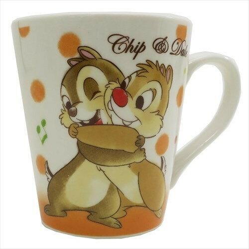 X射線【C065271】奇奇蒂蒂Chip'n'Dale馬克杯,水杯馬克杯情侶對杯湯杯玻璃杯不鏽鋼杯漱口杯