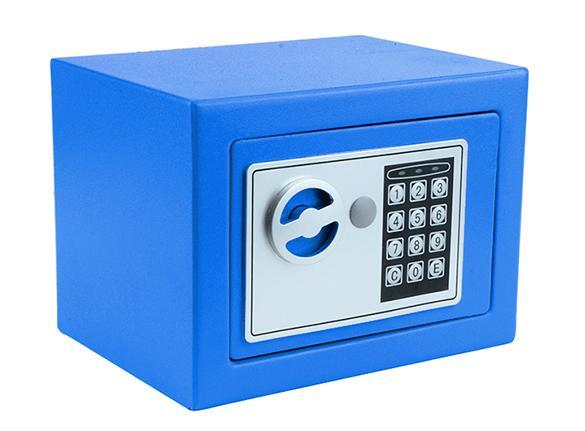 Electronic Safe Security Box with batteries 4