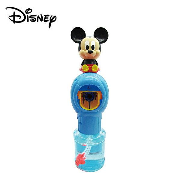 【日本正版】米奇 音樂 泡泡槍 泡泡機 電動泡泡槍 Mickey 迪士尼 Disney - 067479