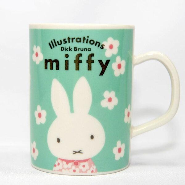 Miffy米菲兔磁器馬克杯正版日本製