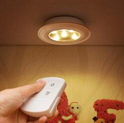 【沛大建材】$110 5LED無線操控拍拍燈 觸控燈 感應燈 小夜燈 景觀燈 裝飾燈 緊急照明燈 省電 【S13】