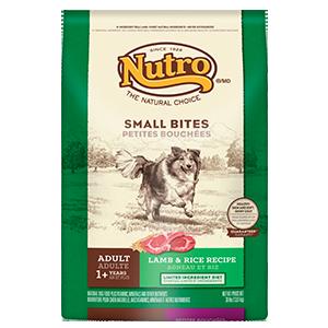 ?Double妹寵物?美士Nutro成犬羊肉+米《小顆粒》【15lb】【30lb】