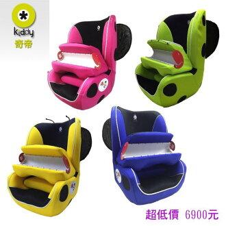 *美馨兒* 德國 Kiddy 奇帝 Beetle甲殼蟲汽車安全座椅(4色可選) 6900元