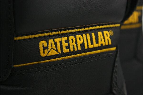 CAT  靴子 黑色 男鞋 CA708026 no168 3