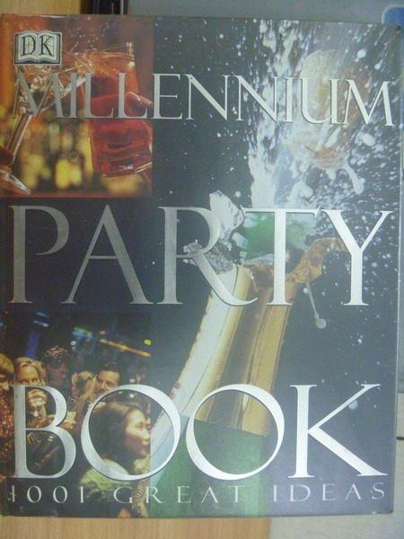 ~書寶 書T5/嗜好_WGU~Millemmium Party Book_1001 Gre