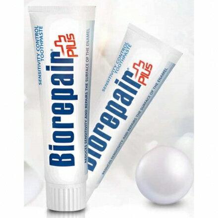 【Biorepair® Plus】「抗敏加強型」牙膏(義大利原裝進口) 100ml 1