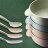 環保多功能餐具 湯碗+湯匙組/兒童飯碗湯匙兩件組【WS0530】BOBI  09/22 0