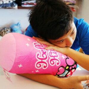 美麗大街【105080329】hello kitty柱型造型圓桶抱枕