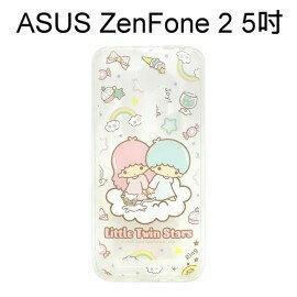 雙子星透明軟殼 [TS1] ASUS ZenFone 2 ZE500CL Z00D (5吋)【三麗鷗正版授權】