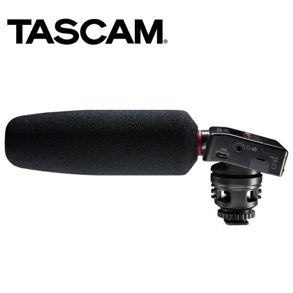 ◎相機專家◎TASCAM達斯冠DR-10SG單眼用錄音機(含指向性MIC)減震裝置麥克風公司貨