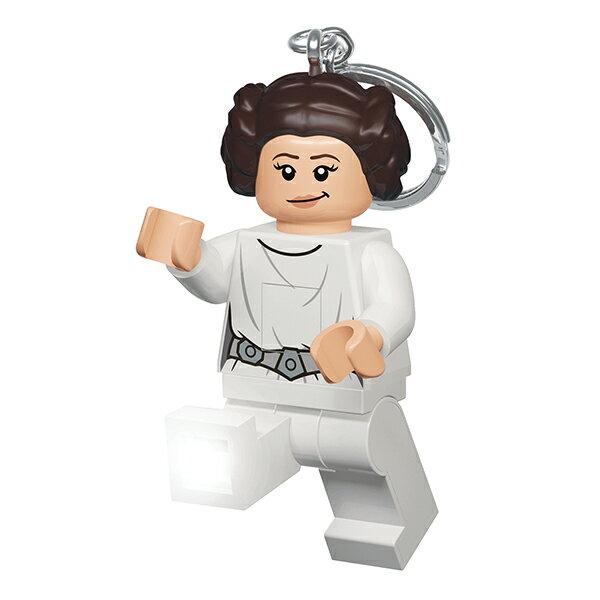 【 LEGO 樂高積木 】星際大戰 - 莉亞公主鑰匙圈燈