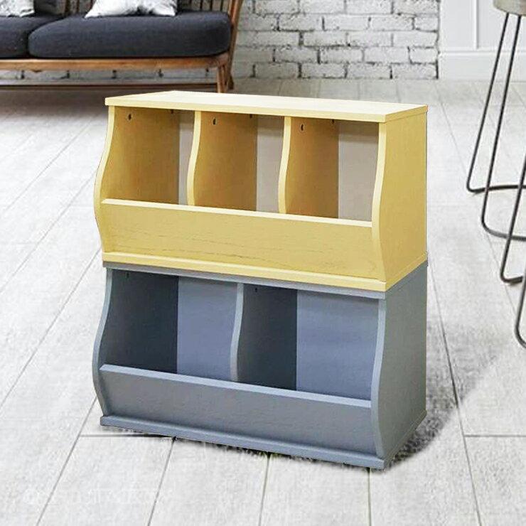 免運費~(3格)DIY質感斜取式造型收納櫃 / 可堆疊收納櫃 / 格櫃 / 斜櫃 / 置物櫃 / 置物盒~ 寬80.5*深30.5*高41公分  #樂創木工# 8