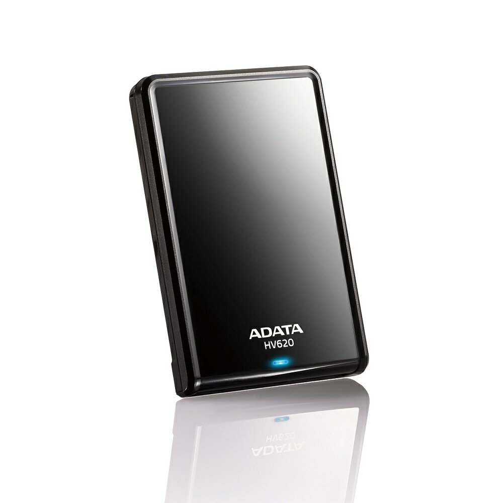 ADATA DashDrive HV620 USB 3.0 External HDD 500GB Black (AHV620-500GU3-CBK) 0