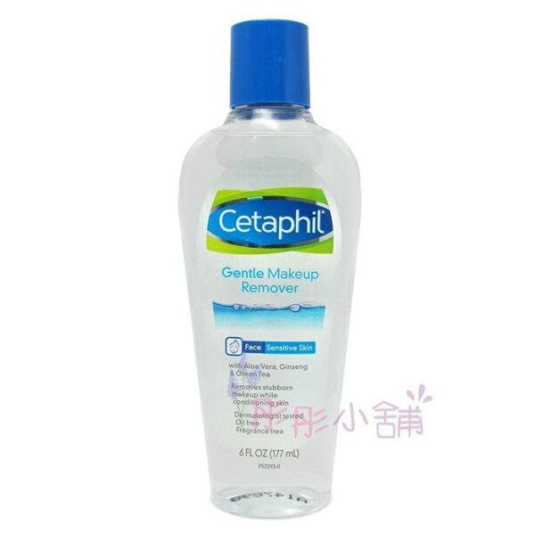 【彤彤小舖】Cetaphil溫和卸妝液舒緩卸妝液無香無油6oz177ml眼臉肌膚皆可使用