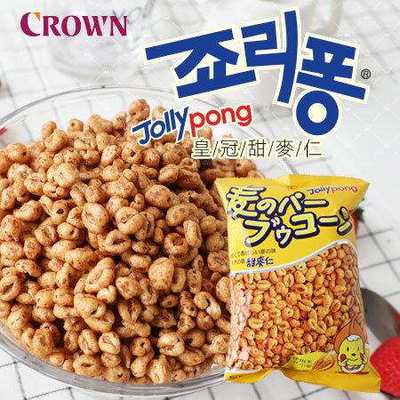 韓國 CROWN 皇冠甜麥仁 90g 甜麥仁 小麥餅乾 小麥 餅乾 沙拉 牛奶 早餐【N102925】