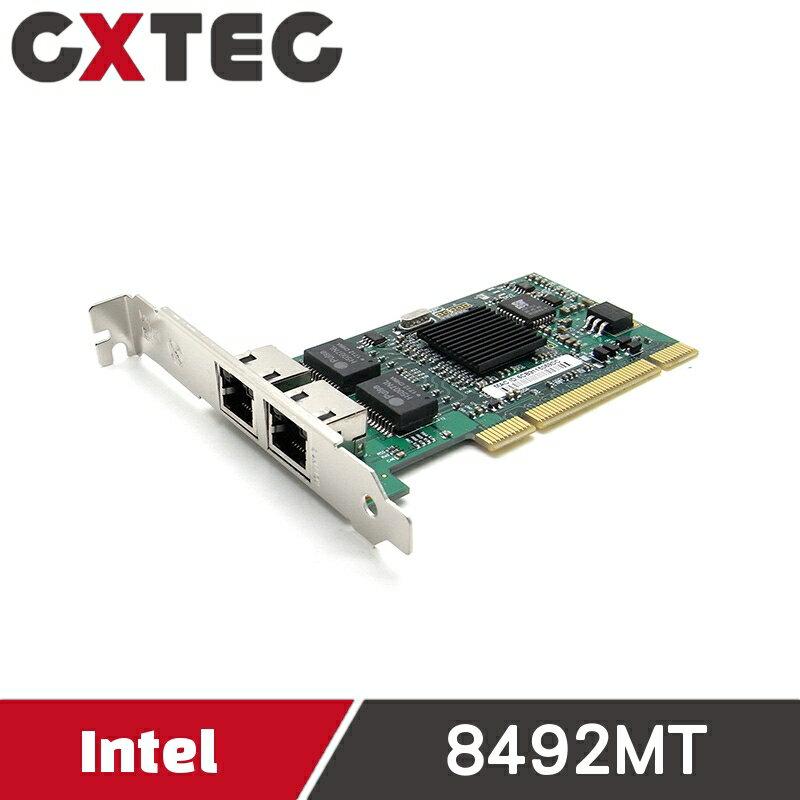 Intel PRO/1000 MT 伺服器 PCI-X PWLA8492MT 82546GB 雙埠 網路卡 8492MT
