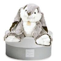 彌月禮盒推薦Doudou 艾莉絲兔抱抱布偶 (40cm)