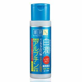 ROHTO樂敦 肌研 白潤 玻尿酸超保濕化妝水 滋潤型 170ML/瓶◆德瑞健康家◆