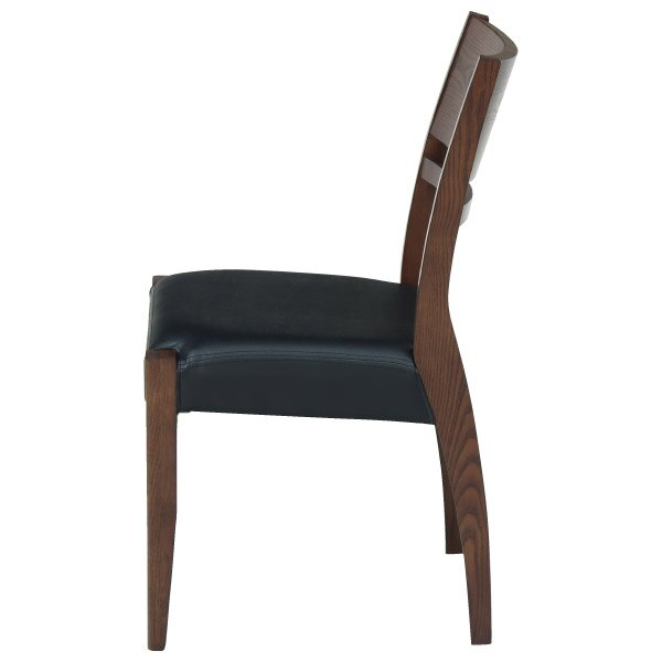 ◎梣木餐椅 MILANO DBR NITORI宜得利家居 2