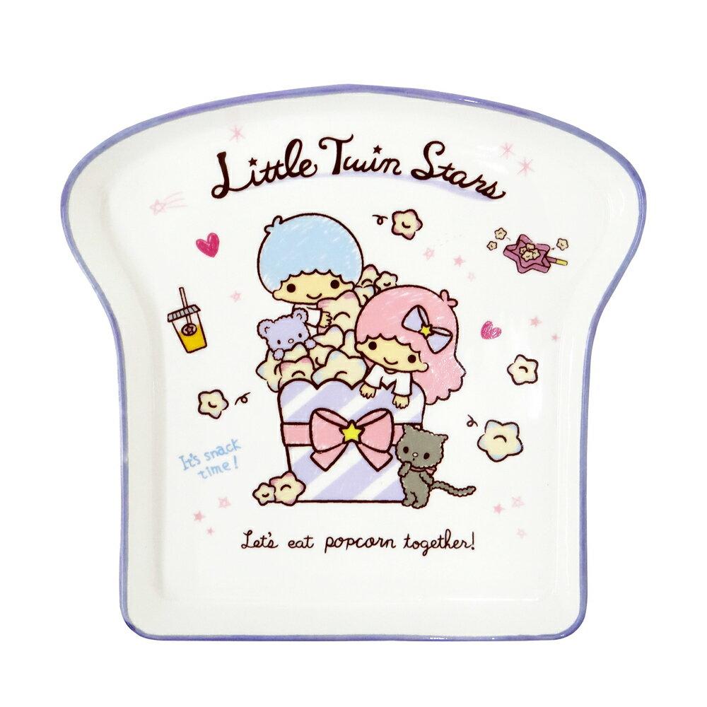 Little Twin Stars吐司盤