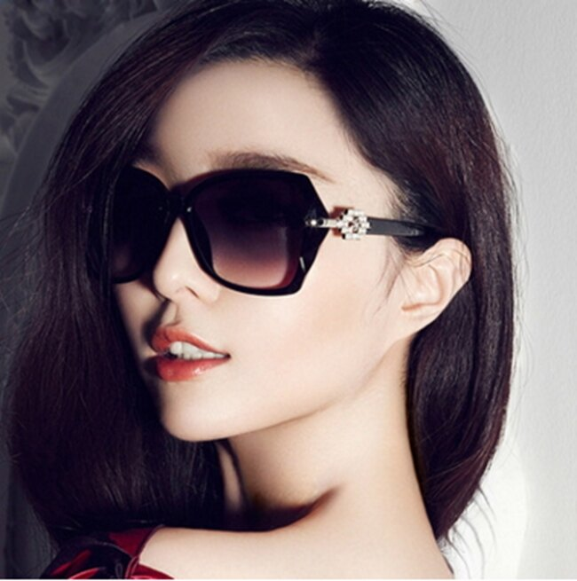 50%OFF SHOP【J011481Gls】新款時尚太陽鏡女潮5045 歐美復古太陽眼鏡墨鏡廠家眼鏡附眼鏡盒 - 限時優惠好康折扣