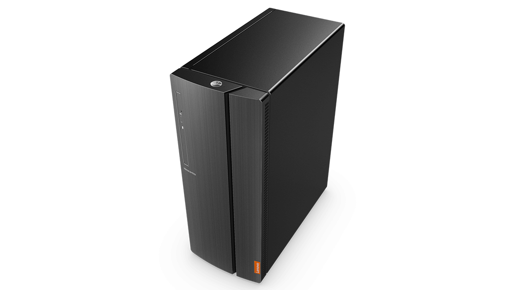 Lenovo IdeaCentre 510A, AMD Ryzen™ 5 2400G 3 60GHz, up to 3 90GHz Max  Boost, 4MB Cache, 12 0GB DDR4 RAM, 2TB 7200 RPM, Win 10 Home 64