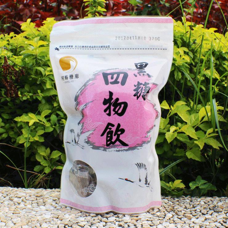 【翔鶴糖廓】黑糖四物飲(大顆,370g) 3