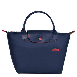 新版LONGCHAMP 1621 女士LE PLIAGE COLLECTION 系列織物小號手提單肩包購物袋