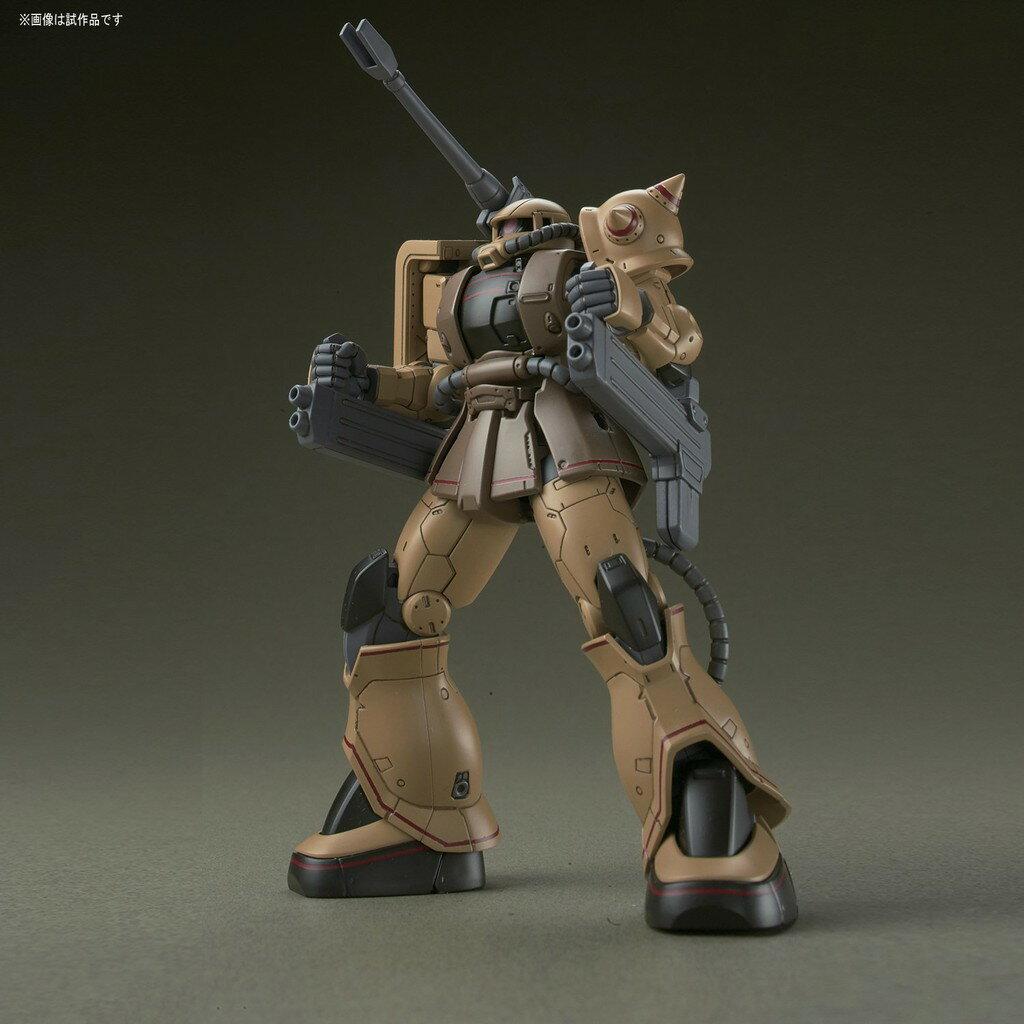 【預購】日本進口正版 1/144 HG 鋼彈 THE ORIGIN 扎庫半炮 Zak Canon GUNDAM 機動戰士【星野日本玩具】